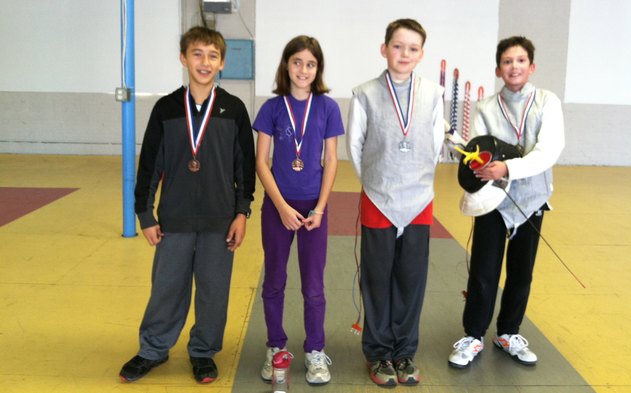 Youth Foil Intramural