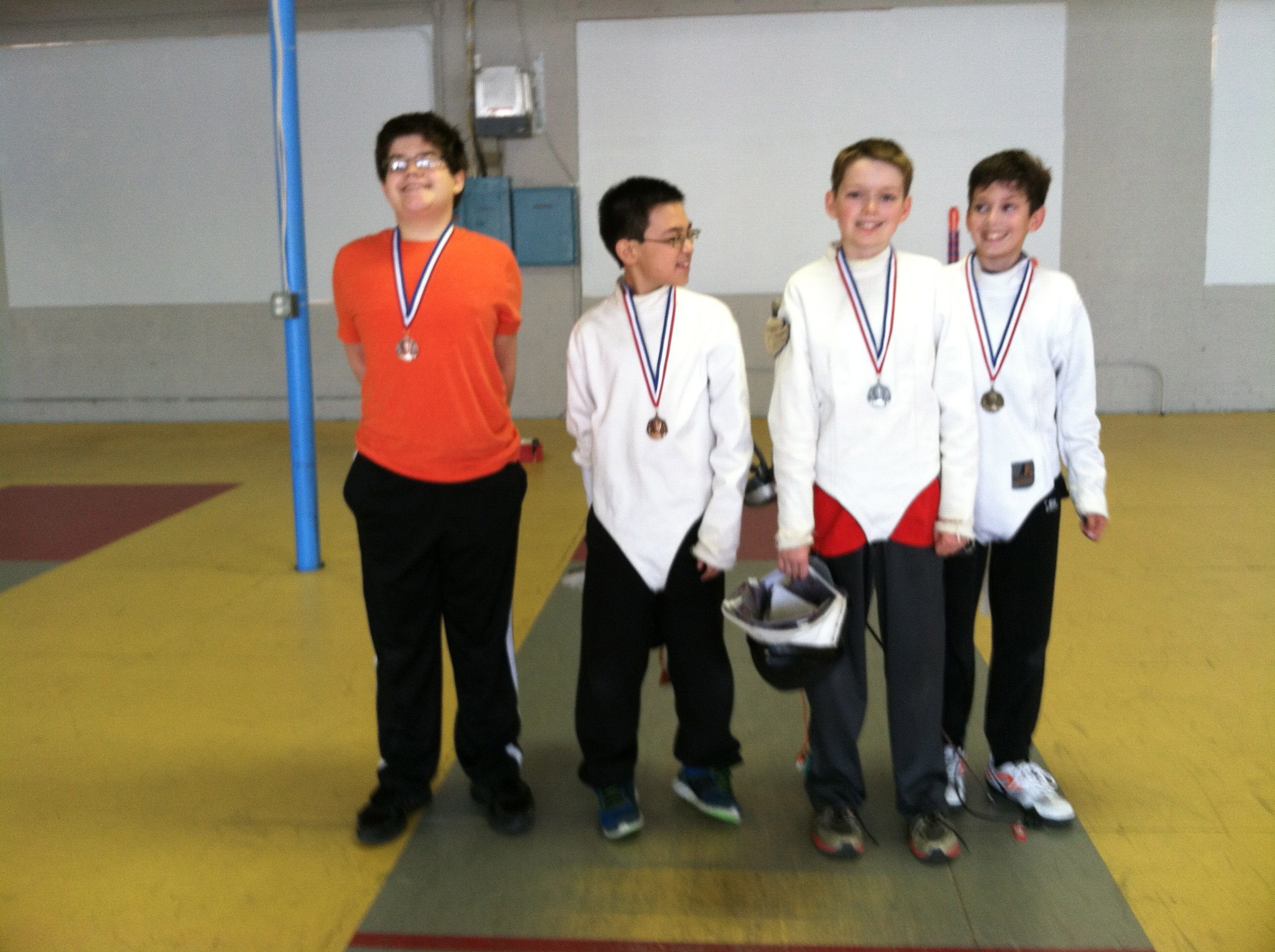 Youth Epee